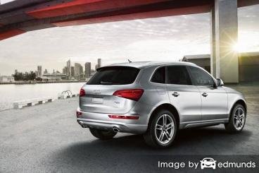 Insurance quote for Audi Q5 in Minneapolis