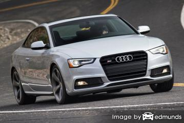 Insurance quote for Audi S5 in Minneapolis