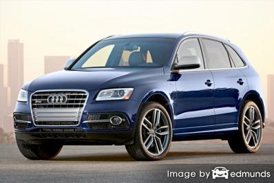 Minneapolis Minnesota Audi SQ Insurance Rate Quotes - Minneapolis audi
