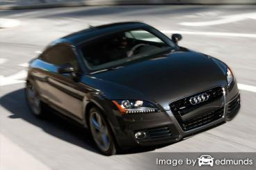 Insurance quote for Audi TT in Minneapolis