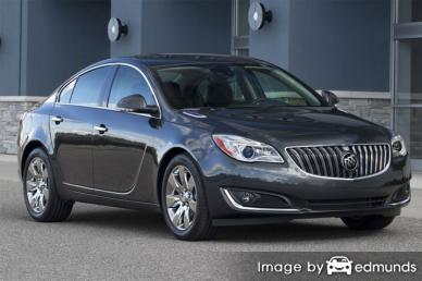 Insurance quote for Buick Regal in Minneapolis