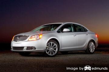Insurance quote for Buick Verano in Minneapolis