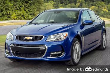 Cheap Insurance for a Chevy SS in Minneapolis