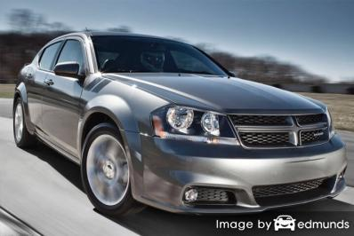 Insurance quote for Dodge Avenger in Minneapolis