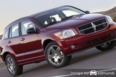 Insurance rates Dodge Caliber in Minneapolis