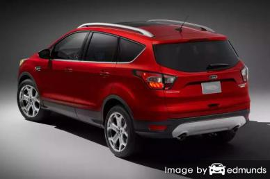 Insurance quote for Ford Escape in Minneapolis
