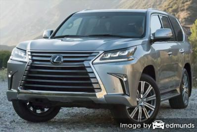 Insurance for Lexus LX 570