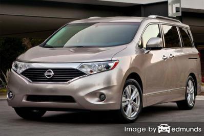 Discount Nissan Quest insurance