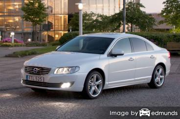 Discount Volvo S80 insurance